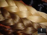 Славянские волосы Русый Natural 60 см, фото 1