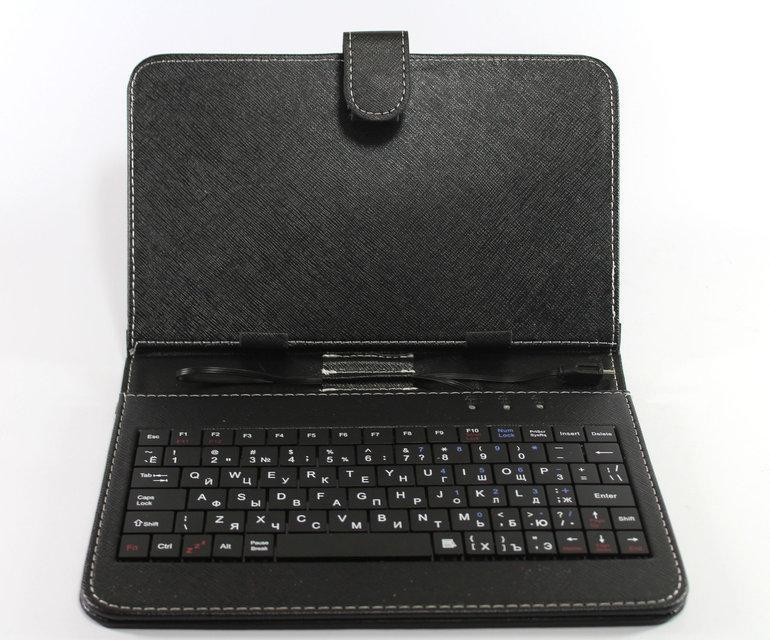 Чехол с клавиатурой для планшетов 7 дюймов