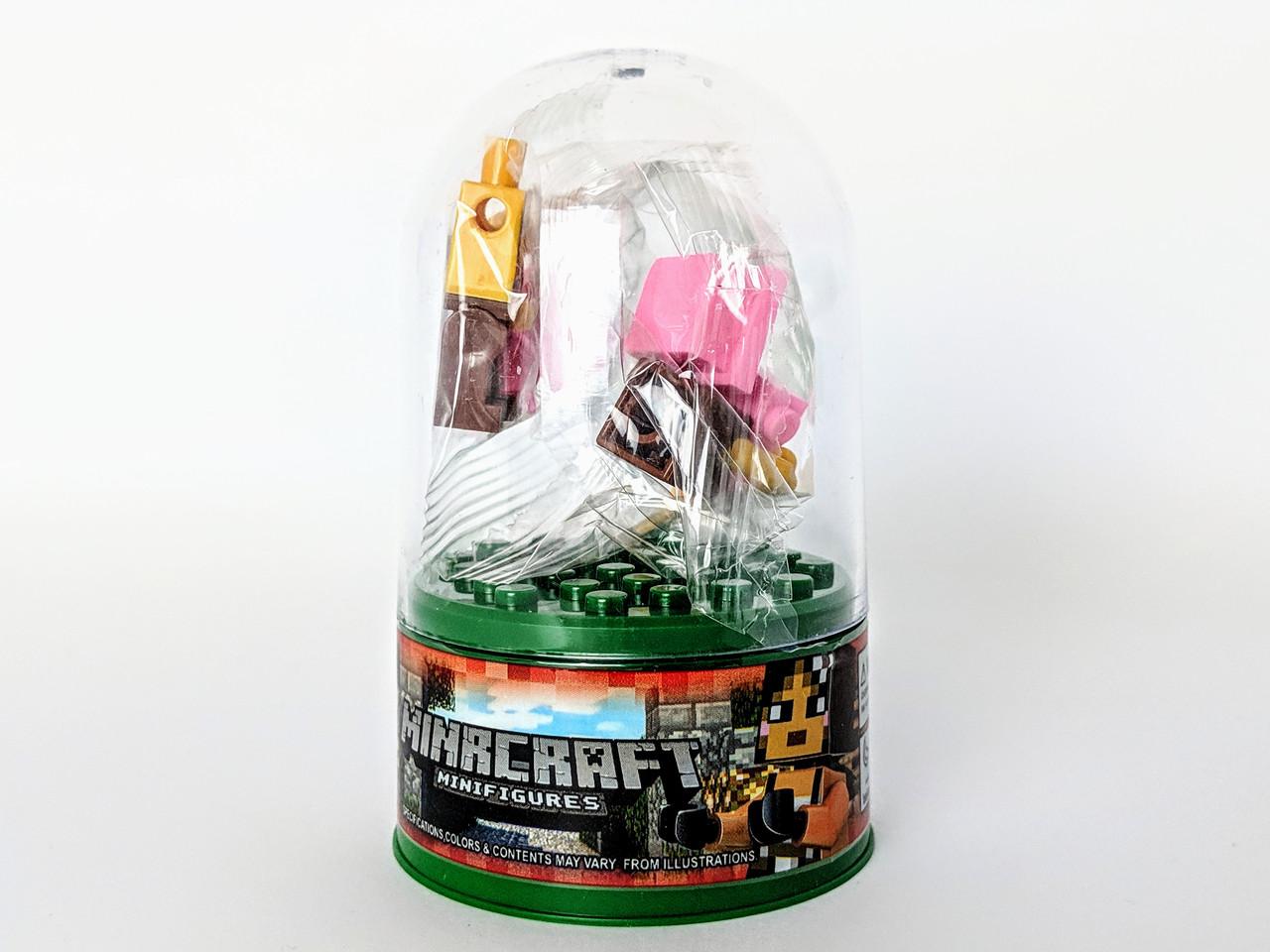 Конструктор в колбі My World  ( копия Minecraft) 8958А-4