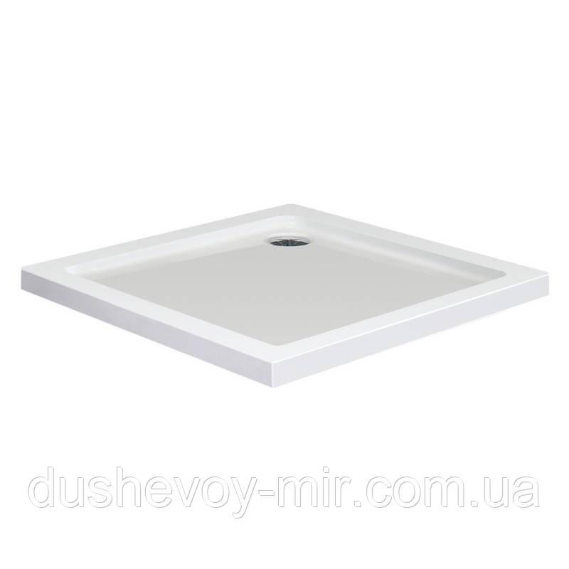 VOLLE BENITA поддон (PUF) на пенополиуретане, квадратный 900*900*50 мм