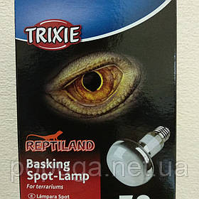 Инфракрасная лампа Trixie 50Вт. для обогрева террариумов