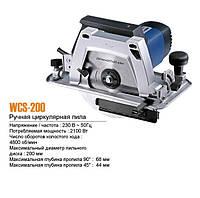 Пила циркулярная WinTech WCS - 200, фото 1