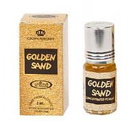 Арабские масляные духи Al-Rehab - Golden Sand (Голден Санд - Золотой Песок)