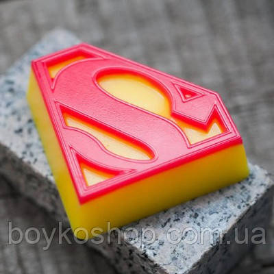 Форма для мыла Супермен