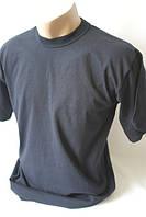 Однотонная мужская футболка Арт.03009, фото 1