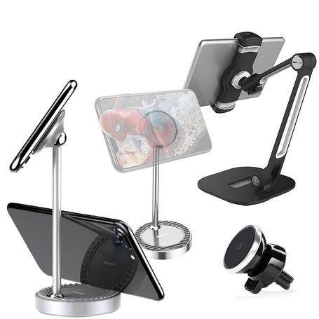 Подставки и держатели для смартфонов и планшетов