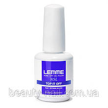 Lemme - фінішне покриття без липкого шару, 15 мл