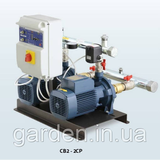 Агрегат поддержания давления COMBIPRESS CB2-2CP32/210A Avv. Dir.