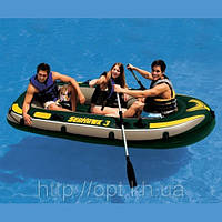 """Надувная лодка """"Seahawk 3"""" Intex 68349"""