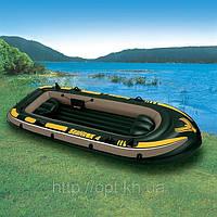 """Надувная лодка """"Seahawk 4"""" Intex 68350"""