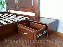 """Кровать парящая с тумбочками """"Новый Стиль"""" , фото 2"""