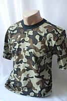 Мужская футболка цвета камуфляж , фото 1