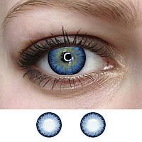 Линзы оттеночные Блу 2
