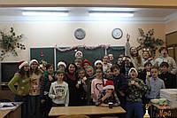 Квест в школе в Киеве от Склянка мрiй