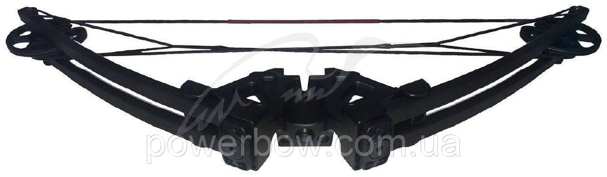 Дуга Man Kung MK-XB52-BK ,83 кг