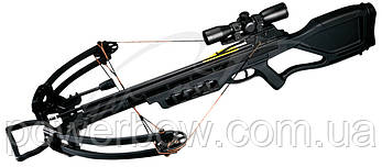 Арбалет Man Kung MK-380BK ц:чорний
