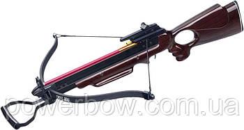 Арбалет Man Kung MK-150A3W ц:коричневий