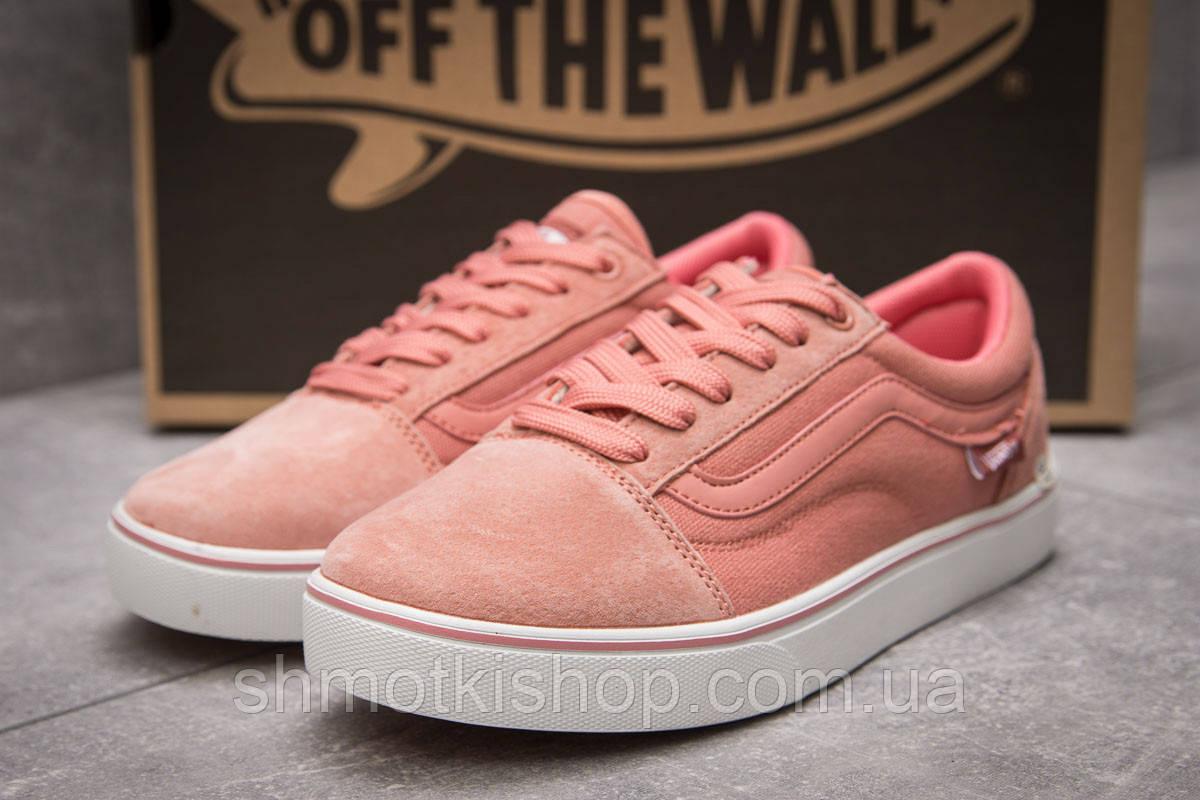6ff2d9d4 Кроссовки женские Vans Old Skool, розовые (13724) размеры в наличии ▻ [ 40