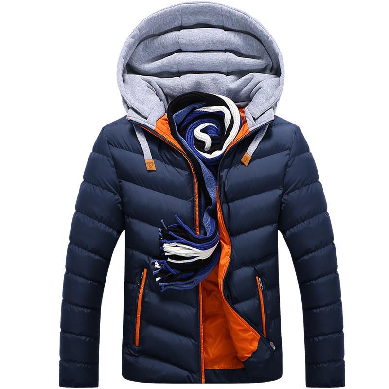 Мужская куртка СС-8509-50