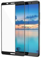 Защитное стекло для Huawei Mate 10 Pro (BLA-L09/BLA-L29), 3D, черное