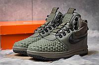 Зимние ботинки на меху Nike LF1 Duckboot, хаки (30405),  [  44 (последняя пара)  ]