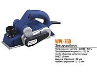 Рубанок электрический WinTech WPL - 750