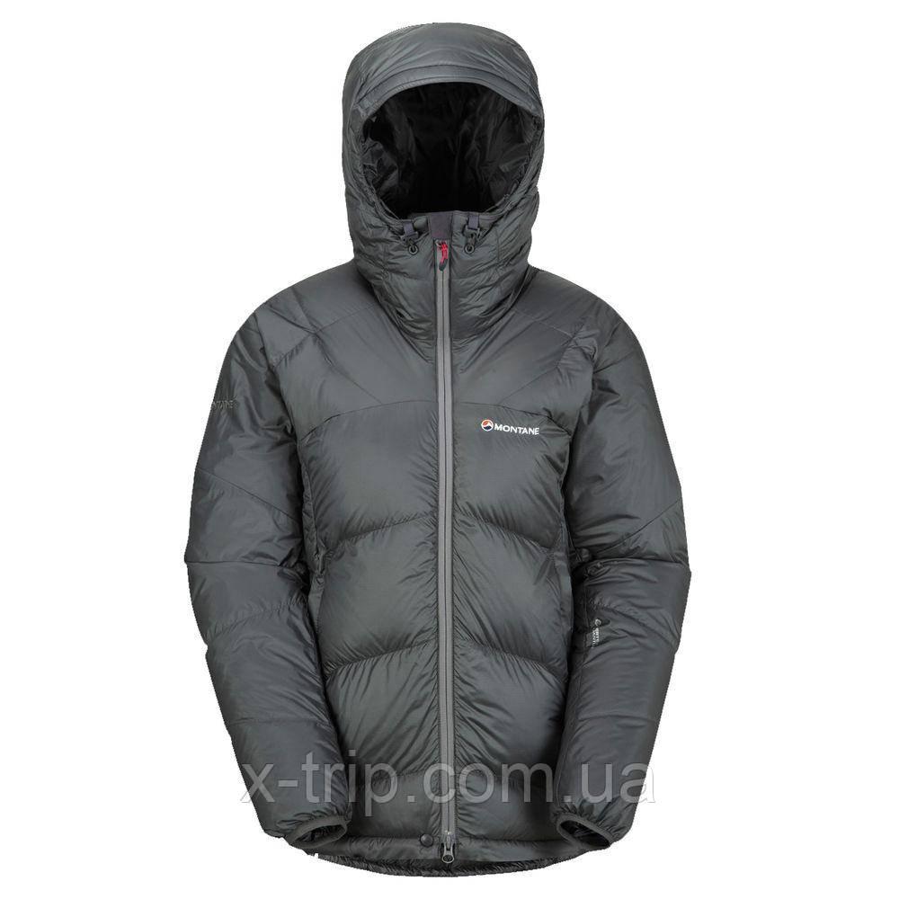 Пуховик Montane Female Chonos Ultra Down Jacket SHADOW GREY, XS