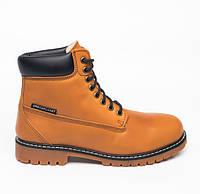 Коричневые мужские зимние ботинки Urban Planet GROOVE BRWN 92619655c3597