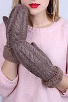 Зимние варежки с защитой от морозов