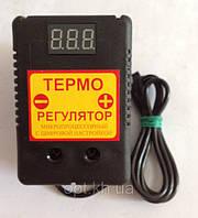 Цифровой микропроцессорный терморегулятор для инкубатора ЦТР-2