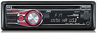 Автомагнитола JVC KD-R417 EE CD/USB Код:803041124