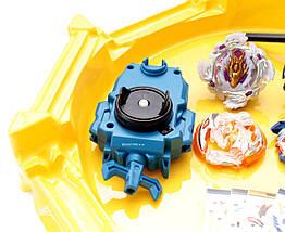 Бейблэйд набор ➜ Роктавор R4+ Волтраек V4 + Луинор + Форнеус + Бейблейд Арена ➜ Beyblade Burst Set, фото 2