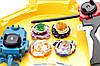 Бейблэйд набор ➜ Роктавор R4+ Волтраек V4 + Луинор + Форнеус + Бейблейд Арена ➜ Beyblade Burst Set, фото 3