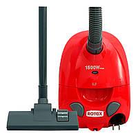 Пилосос ROTEX RVB01-P Red 1500 Вт
