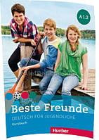 Немецкий язык / Beste Freunde / Kursbuch. Учебник, A1.2 / Hueber