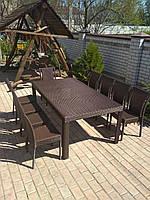 Комплект мебели из искусственного ротанга Прованс Классик