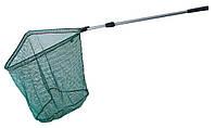 Подсак раскладной DAM с сеткой 6мм 1.20м голова 40см х 40см