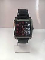 Мужские наручные часы Orient (Ориент), черный антрацит