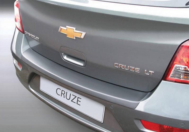 RBP574 Chevrolet Cruze 5dr  2011+ rear bumper protector