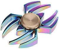 Антистресс Toy Spinner UK K22 металлический (UKC-0967) Код:42010