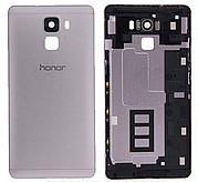 Задня кришка для смартфону Huawei Honor 7 сірого кольору