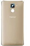 Задня кришка для смартфону Huawei Honor 7X BND-L21 dual SIM, золотиста