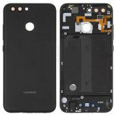 Задня кришка для смартфону Huawei Nova 2 (2017) чорна