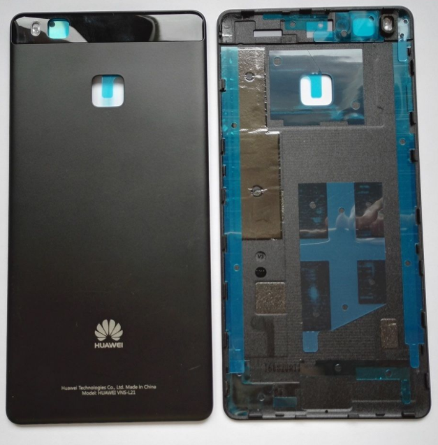 Задня кришка для смартфону Huawei P9 Lite, чорна