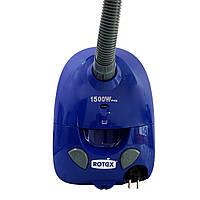 Пилосос ROTEX RVB01-P Blue 1500 Вт