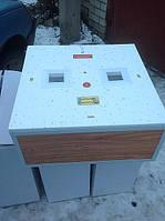 """Инкубатор для яиц """"Курочка ряба"""" 130 с механическим переворотом, влагомером и цифровым терморегулятором"""