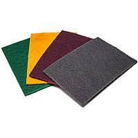Скотч-брайт полотно 160x230 P600 Серый