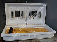 """Инкубатор для яиц """"Рябушка-2""""-130 с механическим переворотом"""