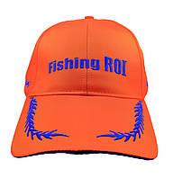 Кепка с фонариком Fishing ROI