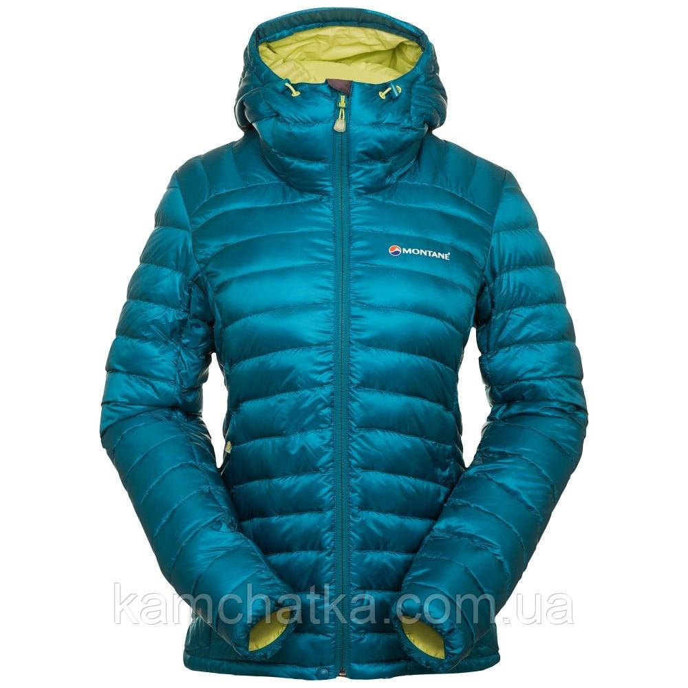 Куртка-пуховик Montane Female Featherlite Down Jacket ZANSKAR BLUE, M